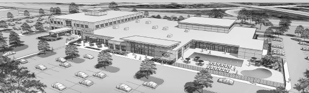 New Medical Office Development in Menomonee Falls